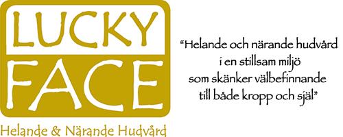 Lucky Face – Hudvård & Kroppsvård i Karlshamn Logo